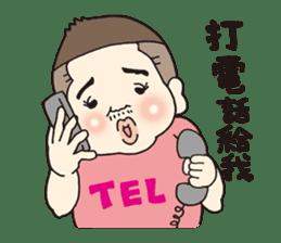 Takuya at Cholesterol(Chinese ver) sticker #2571949