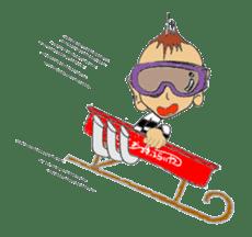Little-Red-wagon BABY ver.2 sticker #2578830