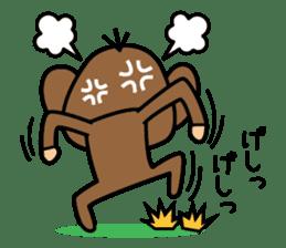 Funny monkey 2 sticker #2587472