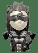 Sticker of ninja of the future 3D sticker #2589612