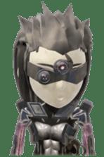 Sticker of ninja of the future 3D sticker #2589613