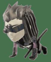 Sticker of ninja of the future 3D sticker #2589621