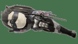 Sticker of ninja of the future 3D sticker #2589623