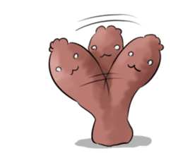 Urechis unicinctus sticker #2589846