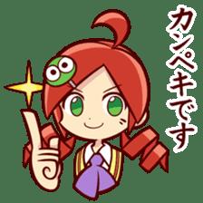 Puyopuyo sticker #2591647