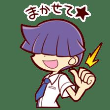Puyopuyo sticker #2591650