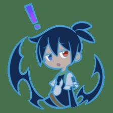 Puyopuyo sticker #2591667