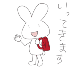 I'm Rabbit ! sticker #2597221