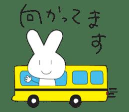 I'm Rabbit ! sticker #2597222