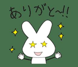 I'm Rabbit ! sticker #2597227