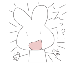 I'm Rabbit ! sticker #2597232
