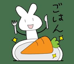 I'm Rabbit ! sticker #2597242