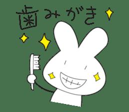 I'm Rabbit ! sticker #2597248