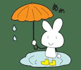 I'm Rabbit ! sticker #2597252