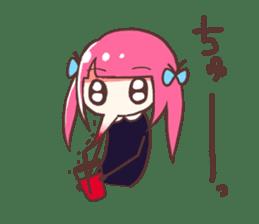 Mosquito Ka-Ko Chan. sticker #2607538