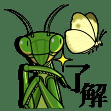 Bug's spirit sticker #2612770