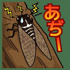 Bug's spirit sticker #2612777
