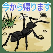 Bug's spirit sticker #2612779