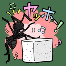 Bug's spirit sticker #2612781