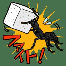 Bug's spirit sticker #2612782