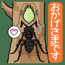 Bug's spirit sticker #2612783