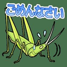 Bug's spirit sticker #2612789