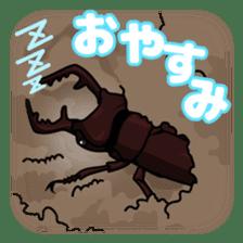 Bug's spirit sticker #2612796