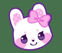 Pastel Bunny sticker #2613649