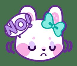 Pastel Bunny sticker #2613651