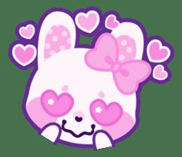 Pastel Bunny sticker #2613653