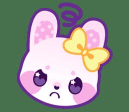Pastel Bunny sticker #2613654