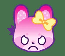 Pastel Bunny sticker #2613655