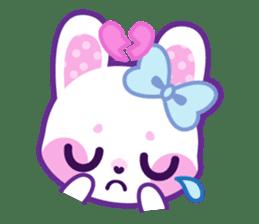Pastel Bunny sticker #2613656