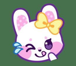 Pastel Bunny sticker #2613657