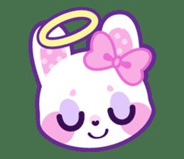Pastel Bunny sticker #2613658