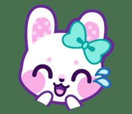 Pastel Bunny sticker #2613659