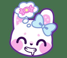 Pastel Bunny sticker #2613660