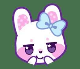 Pastel Bunny sticker #2613662