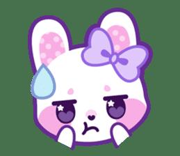 Pastel Bunny sticker #2613663