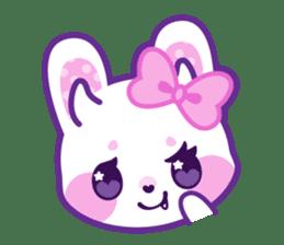 Pastel Bunny sticker #2613664