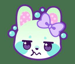 Pastel Bunny sticker #2613665