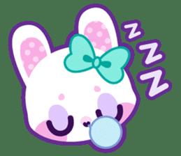 Pastel Bunny sticker #2613668