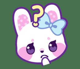 Pastel Bunny sticker #2613670