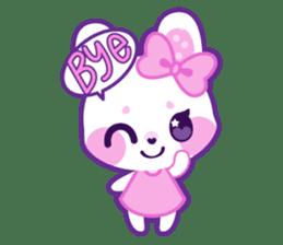 Pastel Bunny sticker #2613675