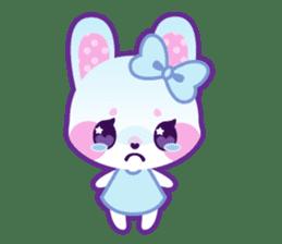 Pastel Bunny sticker #2613677