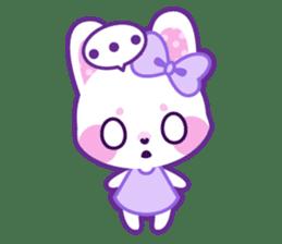 Pastel Bunny sticker #2613678