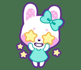 Pastel Bunny sticker #2613680