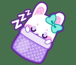 Pastel Bunny sticker #2613682
