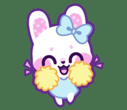 Pastel Bunny sticker #2613683