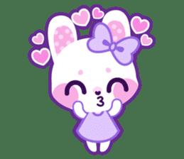 Pastel Bunny sticker #2613685